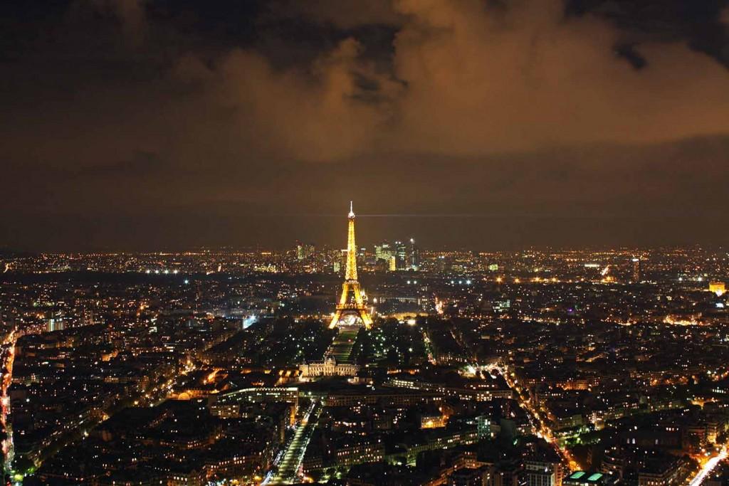 Ela é linda de dia, mas a noite é um verdadeiro espetáculo! © Marina Aurnheimer /  Imagina na Viagem