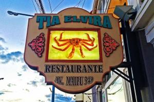 Restaurantes em Ushuaia - Tia Elvira