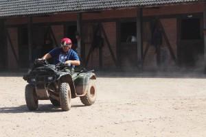 Quadriciclo em Campos do Jordão