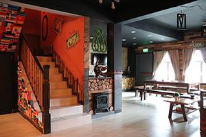 Onde ficar em Ushuaia © Oshovia Hostel