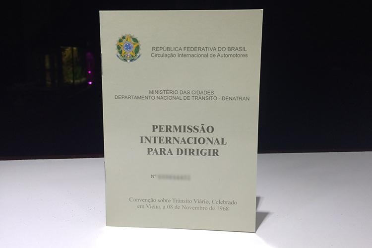 como tirar a PID - permissão internacional para dirigir - carteira de habilitação internacional