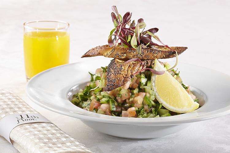 Divulgação © Festival Gastronômico de Israel.