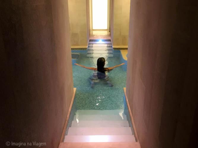 Relaxando e desejando nunca mais ir embora. - Villa Le Maschere © Imagina na Viagem