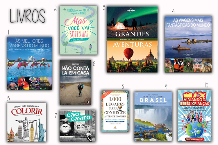 46d9947737cac0 Presentes para quem AMA viajar! - 60 ideias incríveis para facilitar ...