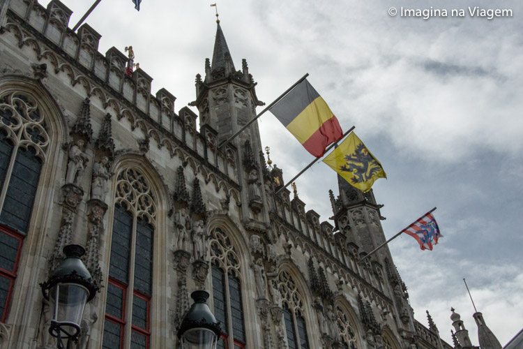 Bate-volta em Bruges © Imagina na Viagem