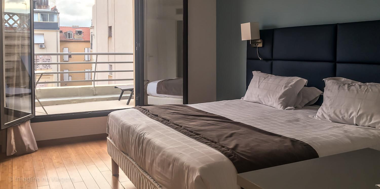 Hospedagem em Nice: conheça o Hotel Nice Riviera.