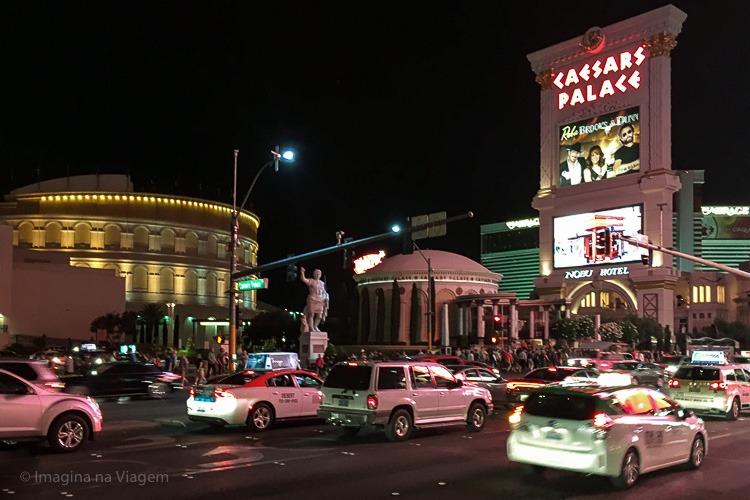 Como se locomover em Las Vegas © Imagina na Viagem