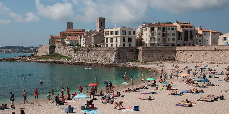 Cidades da França - Antibes © Imagina na Viagem