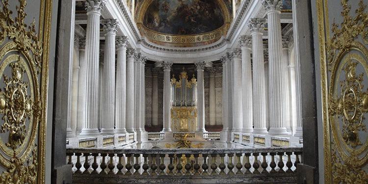 Cidades da França - Versailles © Imagina na Viagem