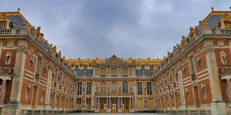 Cidades da França - Versailles © denisflorent on Pixabay