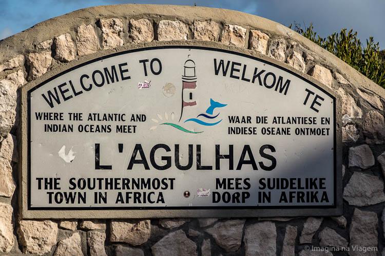 Cabo das Agulhas - Vale a pena visitar? © Imagina na Viagem