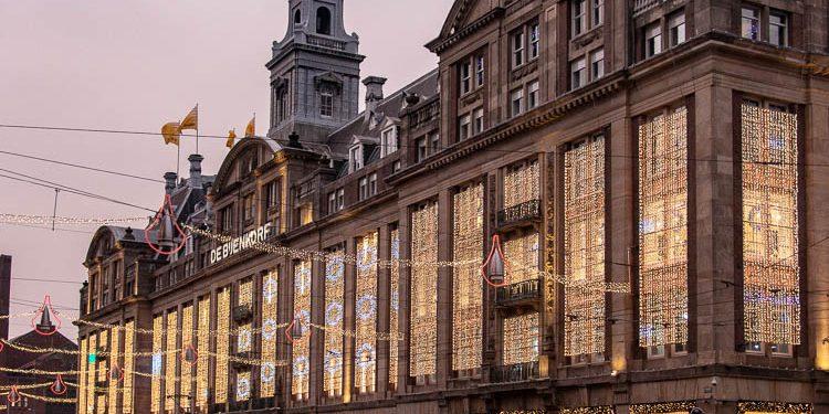 Natal em Amsterdam © Imagina na Viagem