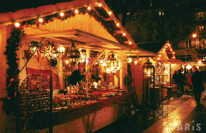 Natal em Paris / Paris em Dezembro / Vale a pena?