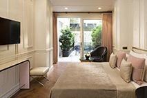Onde ficar em Paris © Hotel Le Narcisse Blanc / Divulgação