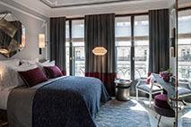 Onde ficar em Paris © Nolinski Paris / Divulgação