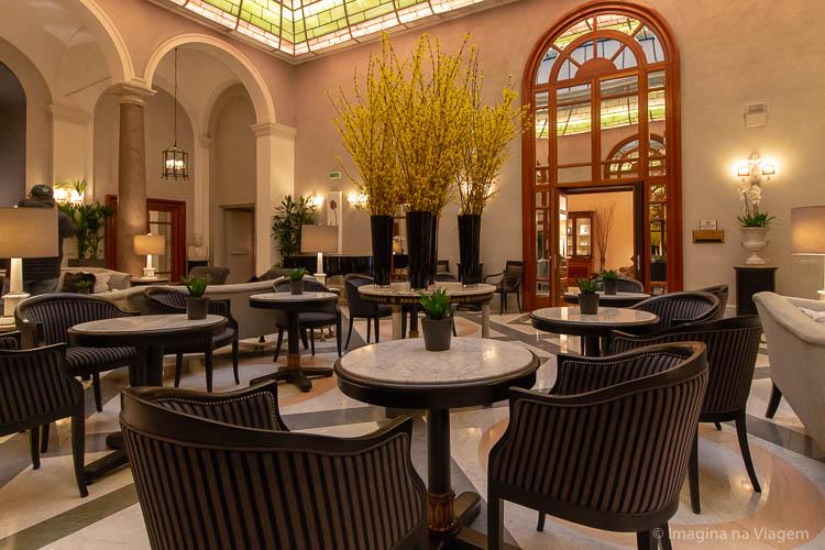 Grand Hotel De La Minerve © Imagina na Viagem