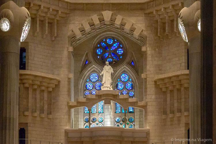 Sagrada Família - O que fazer em Barcelona © Imagina na Viagem