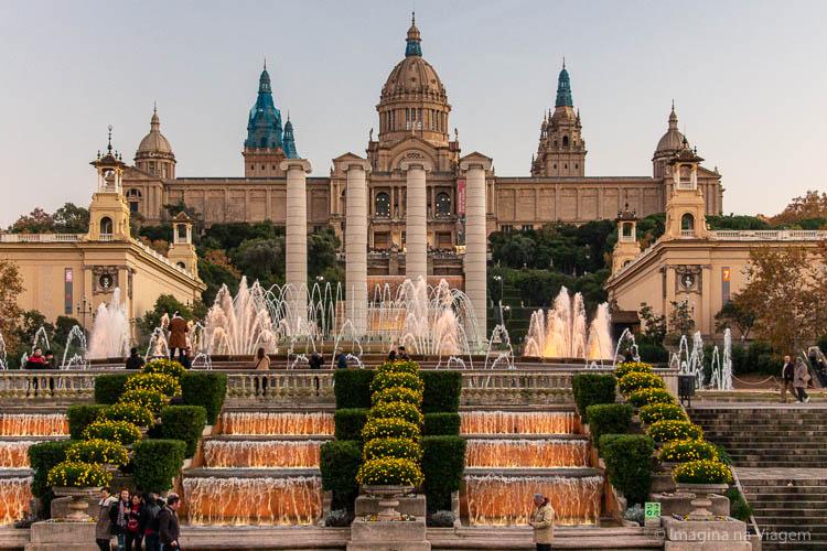 Montjuic - O que fazer em Barcelona © Imagina na Viagem