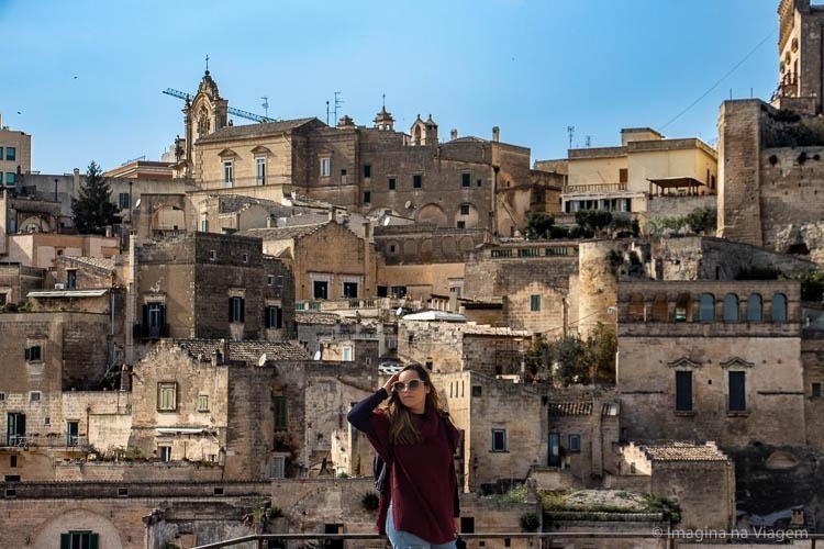 Roteiro Sul da Itália - Matera © Imagina na Viagem