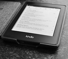 Acessórios para viagem - Kindle