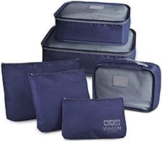 Acessórios para viagem - Organizador de malas
