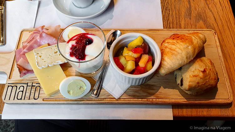 Hôtel 71 - Café da Manhã - © Imagina na Viagem