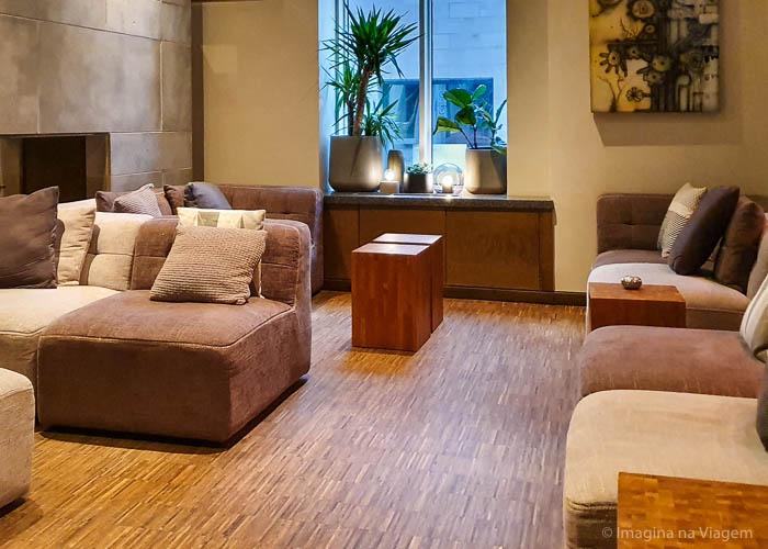Hôtel 71 - Lobby - © Imagina na Viagem