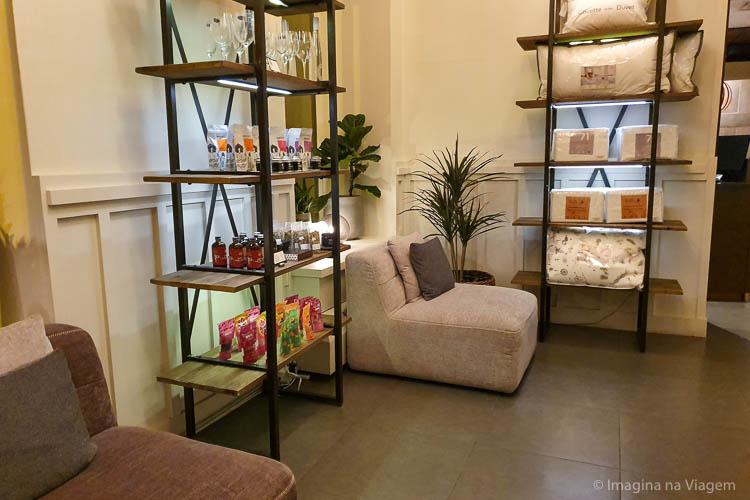 Hôtel 71 - Boutique - © Imagina na Viagem