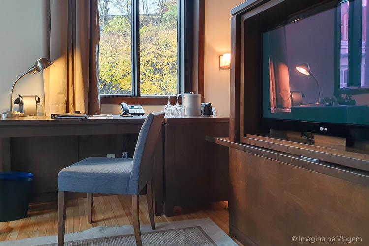 Hôtel 71 - Suíte - © Imagina na Viagem