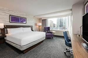 Onde ficar em Ottawa - Homewood Suites Downtown © Divulgação