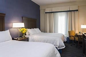 Onde ficar em Ottawa - Hampton Inn © Divulgação