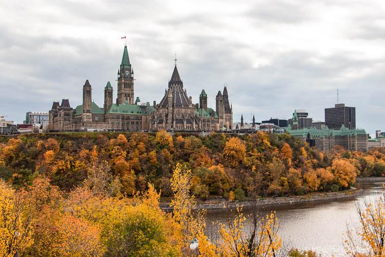 O que fazer em Ottawa © Imagina na Viagem
