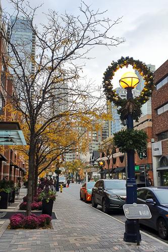 O que fazer em Toronto - Yorkville © Imagina na Viagem