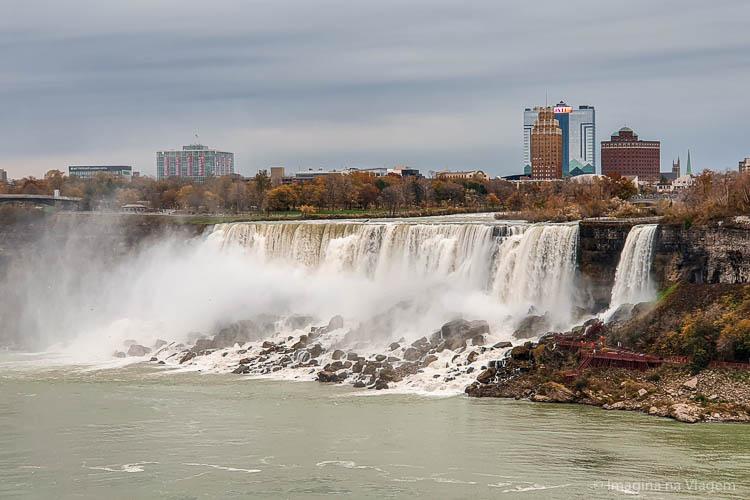 O que fazer em Toronto - Niagara Falls - © Imagina na Viagem
