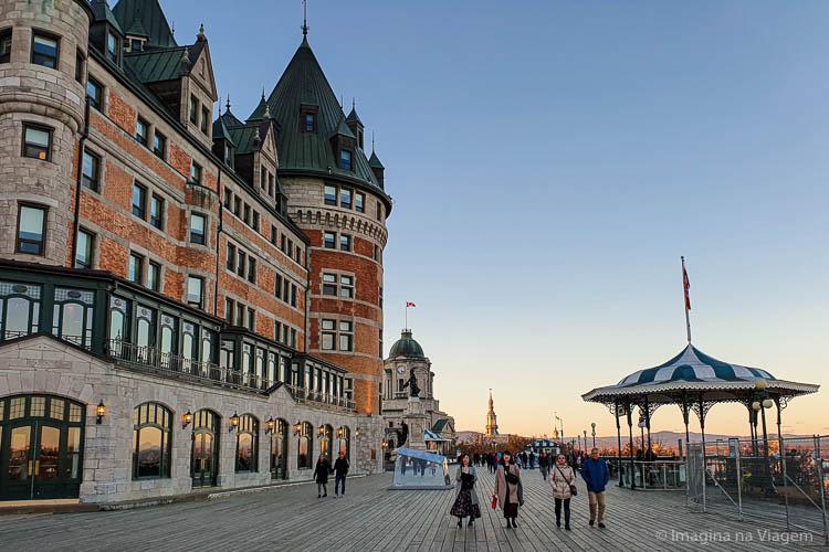 Onde ficar em Quebec – Uma seleção dos melhores hotéis e hostels.