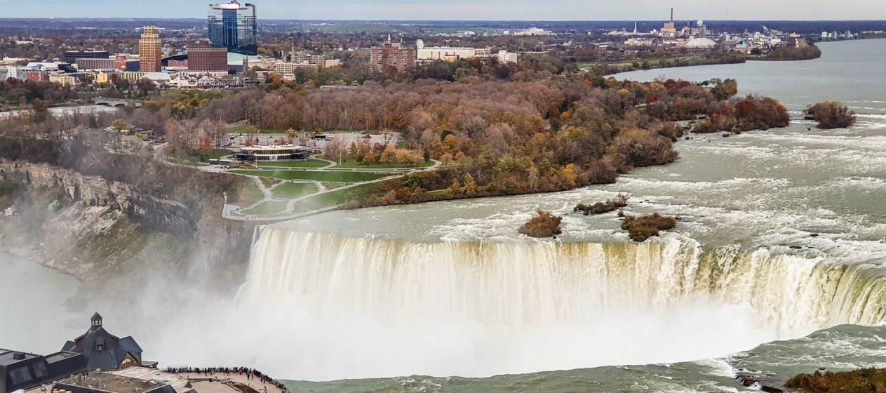 Cataratas do Niagara - Niagara Falls © Imagina na Viagem