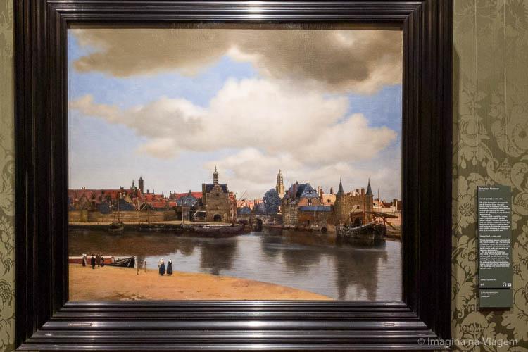 Mauritshuis - o museu imperdível em Haia, na Holanda. © Imagina na Viagem