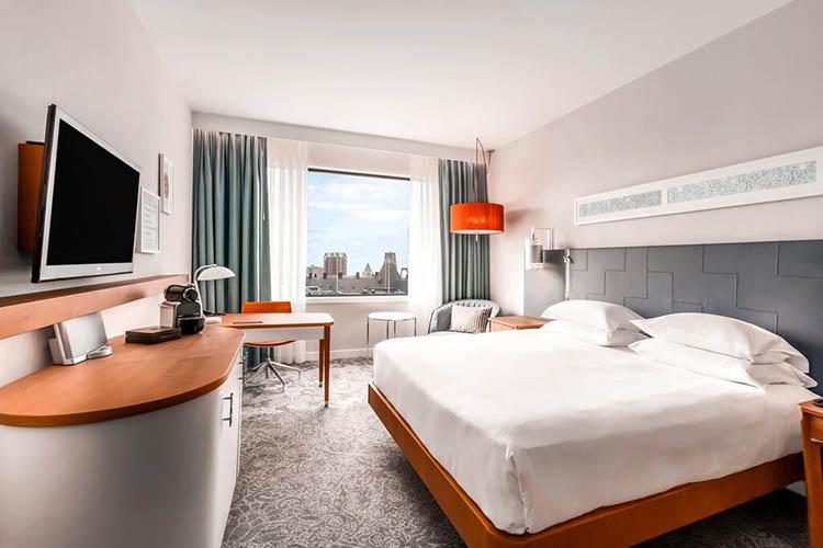 Onde ficar em Rotterdam - Hilton