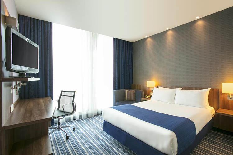 Onde ficar em Rotterdam - Holiday Inn