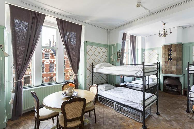 Onde ficar em Rotterdam - Hostel ROOM