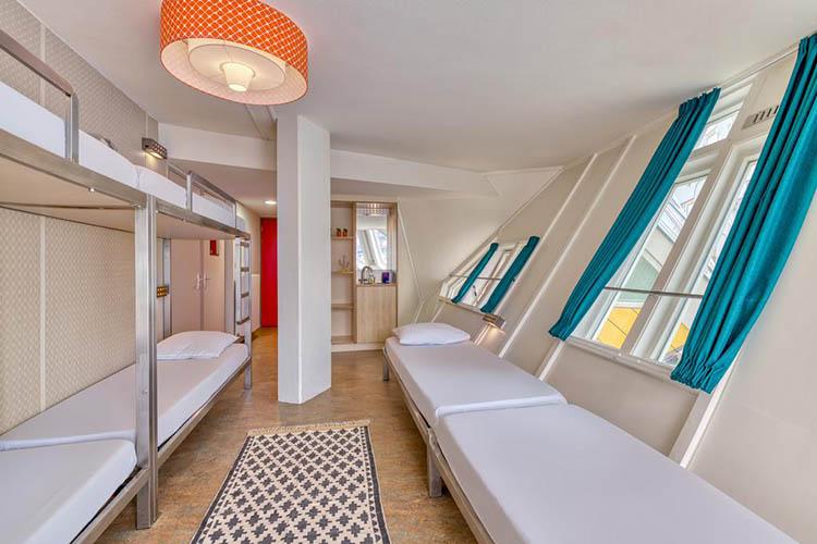 Onde ficar em Rotterdam - Stayokay