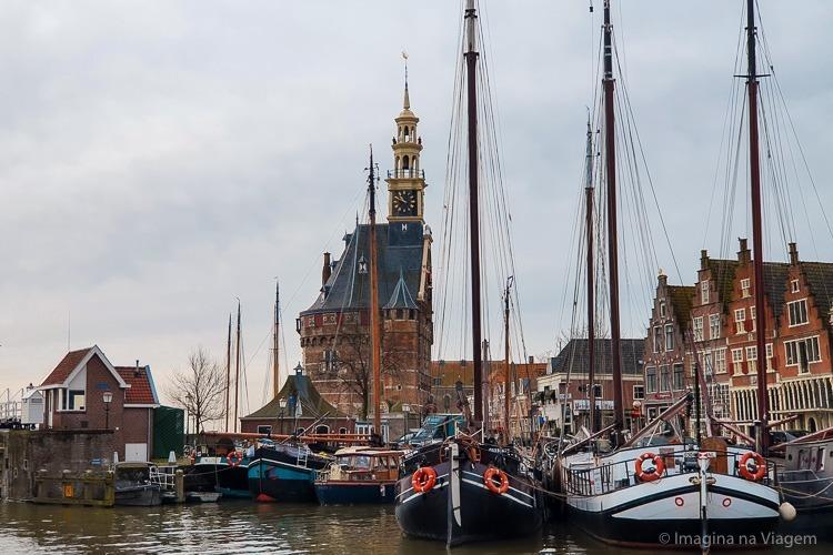 Quanto custa viajar para a Holanda - Hoorn © Imagina na Viagem