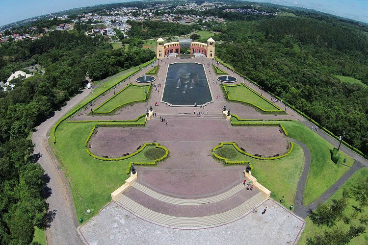 O que fazer em Curitiba - Parque Tanguá